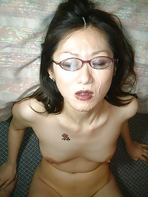 Chinese in Glasses Porn Pics