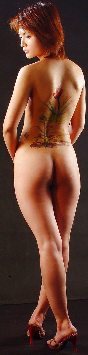 Chinese Tattoos Porn Pics