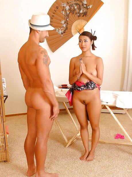 Chinese Massage Porn Pics